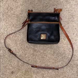 NWT Dooney and Bourke Letter Carrier Bag